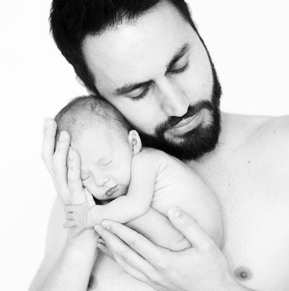 Quotidien et massages bébé